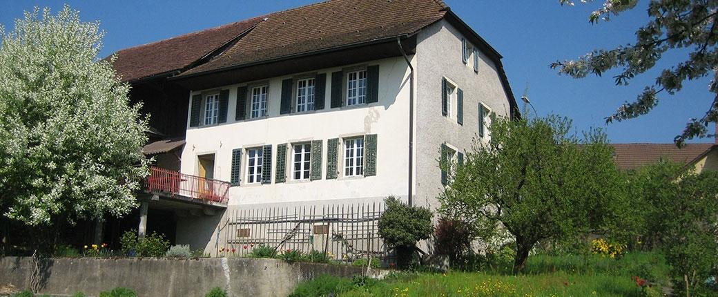 Haus_Fruehling